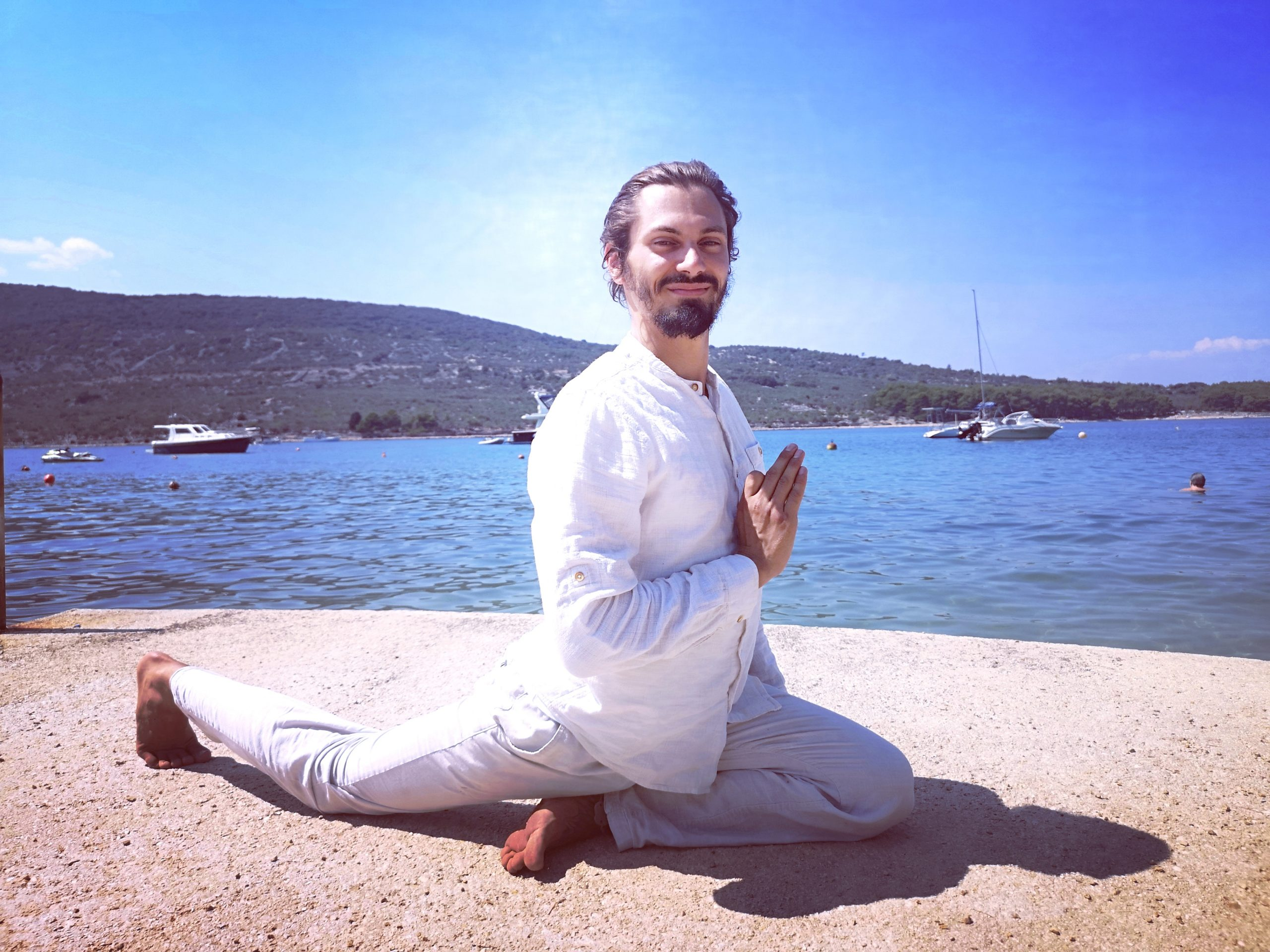 Kundalini Yoga Kurs mit Alexander