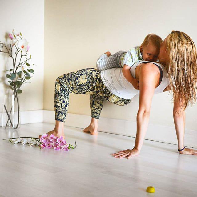 Mama-Baby Yoga Ab 9.Juni