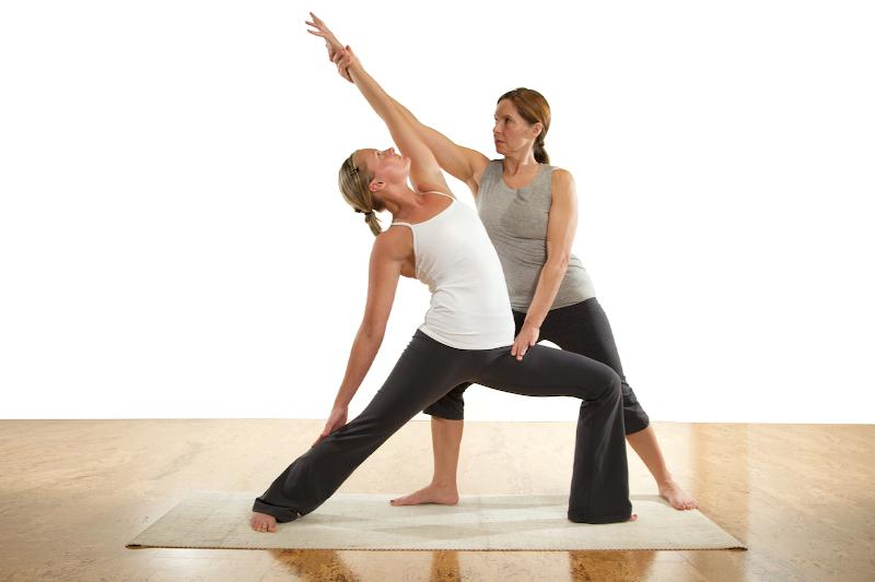 Yoga für Anfänger/Grundkurs mit Elisabeth