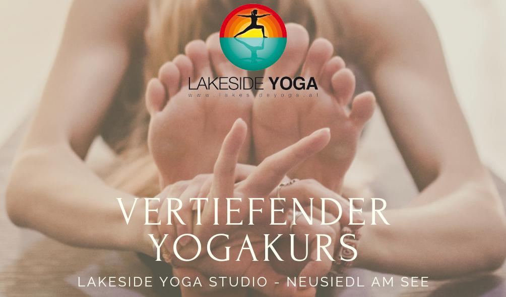 Vertiefender Yogakurs Schnupperstunde