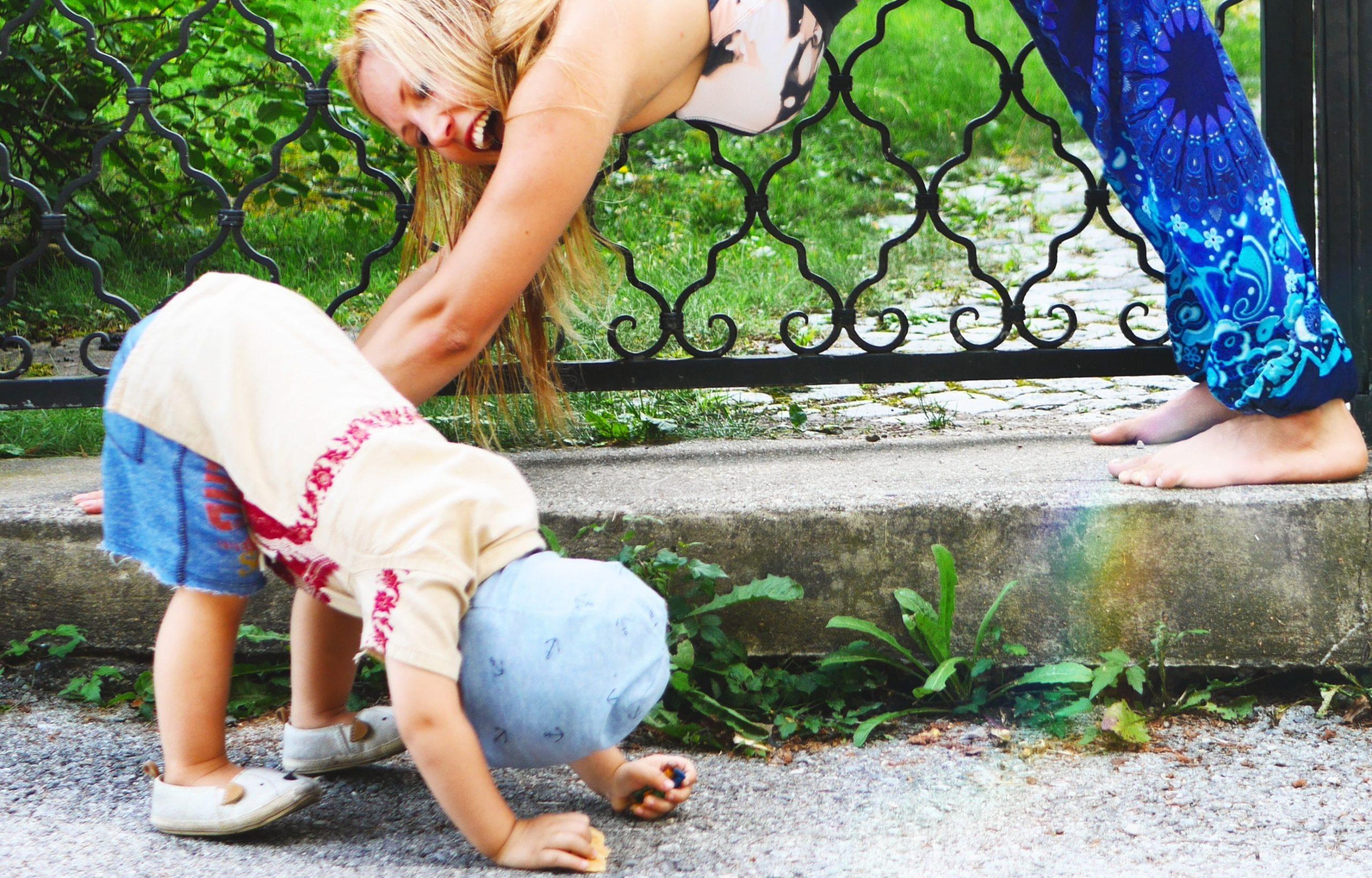 Mama-Krabbelbaby Yoga Ab 8.Juni