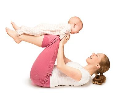 Mama-Baby Schnupperstunde 17. Juli um 10:00